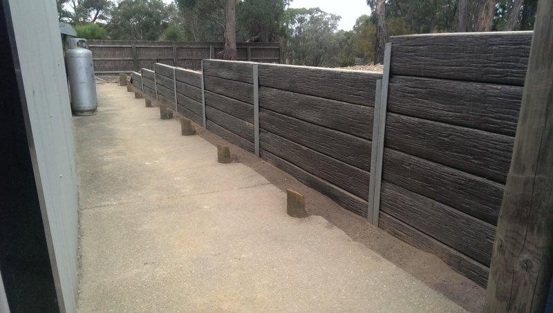 Photos Diy Concrete Sleeper Moulds Molds